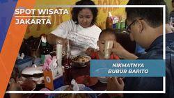 Bubur Barito yang Tidak Pernah Sepi Pengunjung, Jakarta