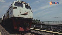 Rail Express KAI Perkuat Distribusi Logistik Nasional