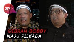 Kata Fahri Hamzah dan Fadli Zon soal Gibran-Bobby
