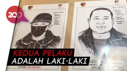 Dicari! Ini Sketsa Wajah Pelaku Penembakan Maut di Kelapa Gading