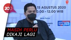 Dilema Erick Thohir Buka Wisatawan Asing di Indonesia