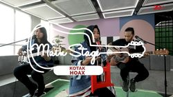Kotak Ajak Netizen Lawan Hoax Lewat Lagu Barunya