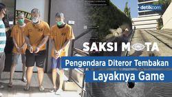Saksi Mata: Penembakan Misterius di Tangerang Selatan