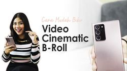 Bikin Video Sinematik 8K Pake HP Ini, Bisa!