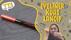 Maybelline Hypersharp Eyeliner Beneran Waterproof Gak Ya?
