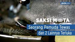 Saksi Mata: Tembakan Peringatan Makan 3 Korban di Makassar