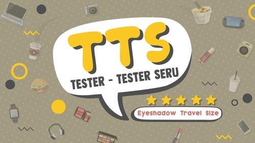 Eyeshadow Travel Size, Mudah untuk Dibawa Berpergian