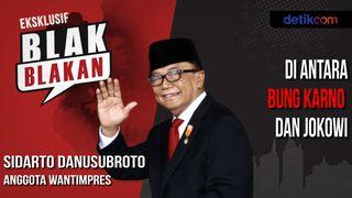 Blak-blakan Abdi Negara Terlama, Antara Bung Karno dan Jokowi