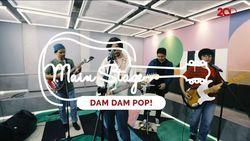 Harlan Boer dan Bangkutaman Lahirkan Dam Dam Pop!