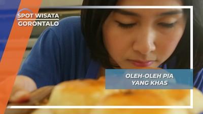 Oleh-oleh Pia yang Khas, Gorontalo