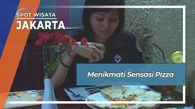 Nikmat Sedap Pizza Jakarta