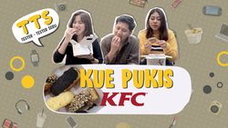 Nyobain Kue Pukis KFC, Rasanya Premium Banget!