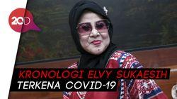 Cerita Elvy Sukaesih Sembuh dari Covid-19