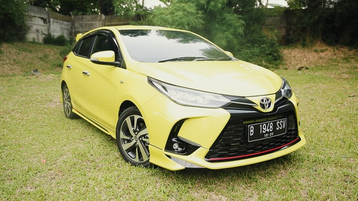 Review Yaris 2020, Senjata Toyota Lawan Honda Jazz