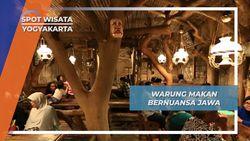 Warung Makan Bernuansa Jawa, Yogyakarta