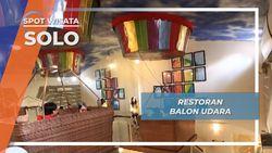 Restoran Balon Udara, Solo