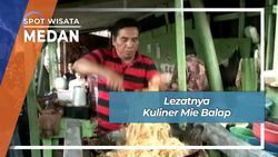 Mie Balap Bang Udin Kota Medan