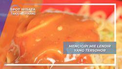 Mie Lendir Kuah Kacang Pak Sumardi Tanjung Pinang