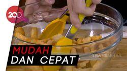 Masak Masak: Resep Stik Tahu Homemade