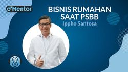 Bisnis Rumahan Saat PSBB