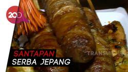 Bikin Laper: Teppan Chicken Basil hingga Sate-satean