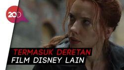 Perilisan Film Black Widow Diundur May 2021