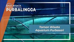 Taman Aquarium Purbasari Purbalingga