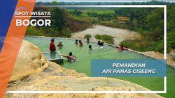Air Panas Ciseeng, Pemandian Alami Desa Bojong Indah Bogor