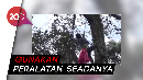 Kisah Penali Buah Durian, Bertaruh Nyawa Demi Mengais Rezeki