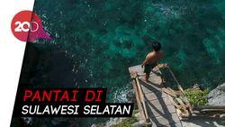 My Trip My Adventure: Sensasi Lompat dari Tebing Apparalang 20 Meter