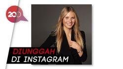 Gwyneth Paltrow Ditegur Sang Anak Gegara Foto Tanpa Busana