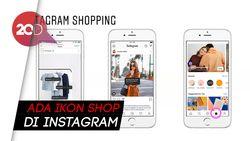 Belanja Online Makin Ngetren, Instagram Rilis Fitur Shopping