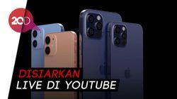 iPhone 12 Diluncurkan 13 Oktober, Apple Sebar Undangan