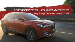Ambisi Morris Garage Ambil User CR-V dan Mazda CX-5