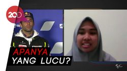 Zarco Jawab Pertanyaan Fans Indonesia, Quartararo Kok Ketawa?