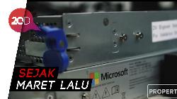Mantap! Pegawai Microsoft Boleh WFH Selamanya