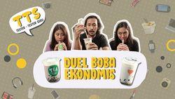 Duel Minuman Boba Ekonomis, Antara Keluarga Vs Masa Lalu