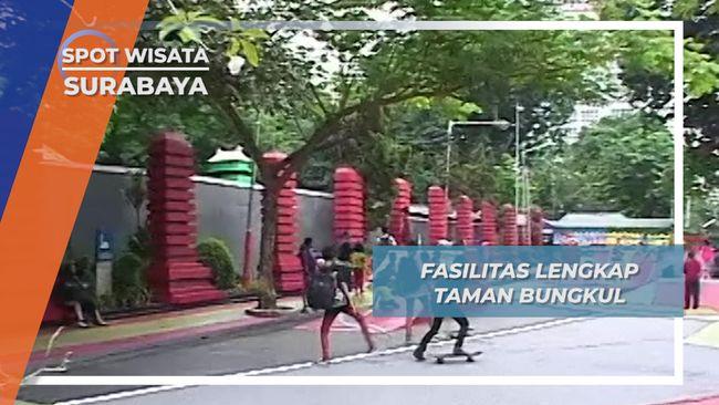 Taman Bungkul, Warisan Budaya Surabaya