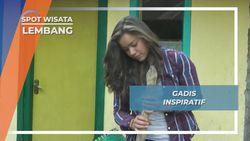 Gadis Bule Inspiratif, Lembang