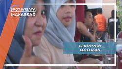 Coto Ikan, Kuliner Kekayaan Hasil Laut Makassar