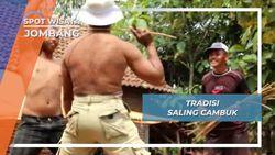 Tradisi Ujung Jombang, Saling Cambuk yang Mengajarkan Kesabaran dan Tidak Dendam