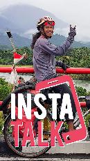 InstaTalk!: Cerita Maahir Abdulloh, Pesepeda 34 Provinsi Indonesia