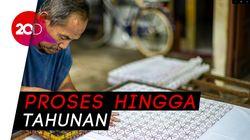 Ragam Kain Tradisional Indonesia yang Kaya Filosofi