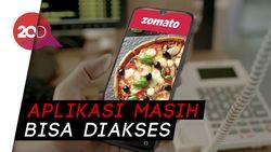 Zomato Tutup Layanan Operasional di Indonesia