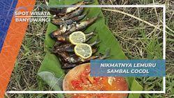 Ikan Lemuru Bakar Sambal Cocol Banyuwangi