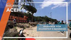Tugu 0 Kilometer Indonesia, Titik Awal di Barat Aceh