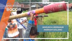 Meriam Kaleng, Permainan Tradisional Anak yang Kaya Kreatifitas Bogor