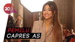 Ariana Grande Bagi-bagi Pizza untuk Warga di Florida
