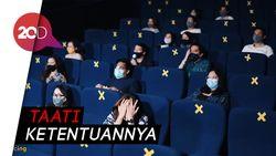 Bioskop di Jakarta Dibuka Kembali, Jarak Duduk Minimal 1,5 Meter