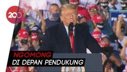 Donald Trump Akan Tinggalkan Amerika Jika Kalah Pilpres